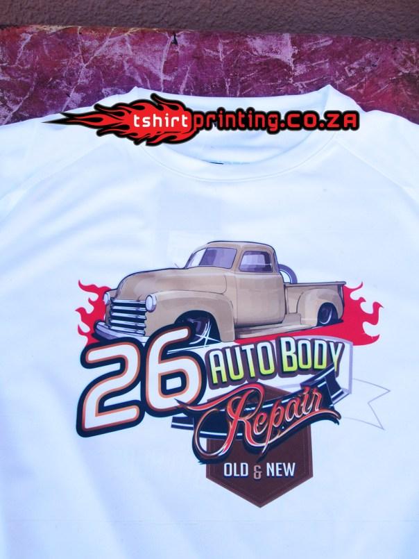 auto body , panel beating , car fixing , logo design