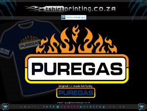 pure-gas-funky-re-design-tshirt-print-logo-for-2colour-print-and-embroidery