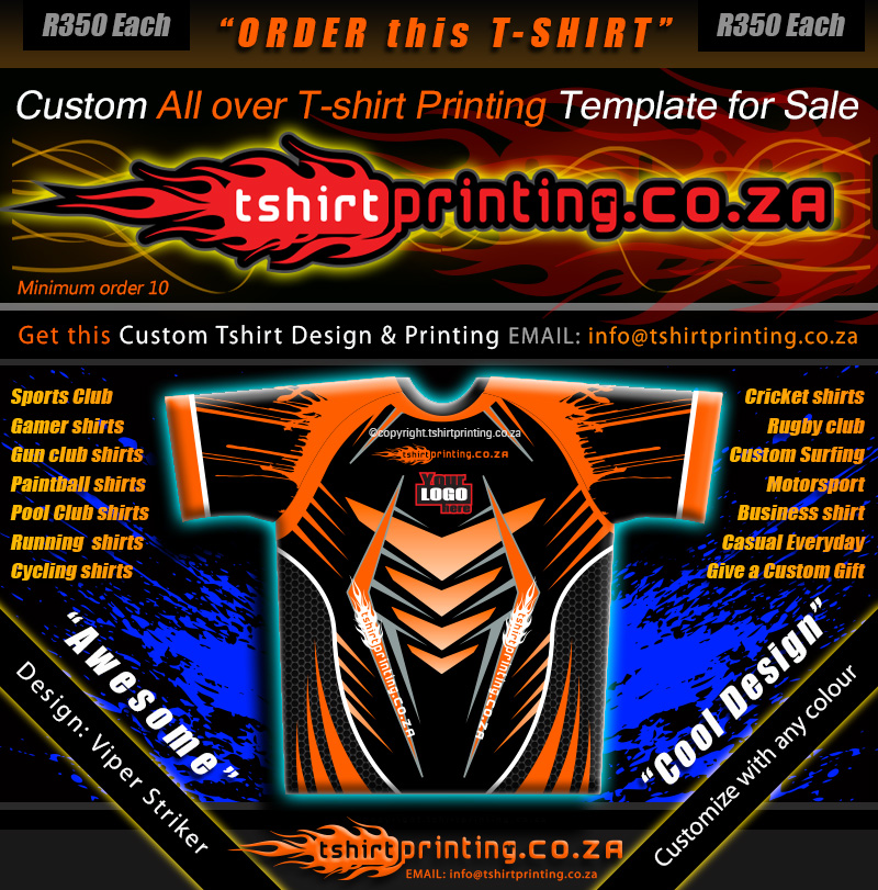 Why Get Sublimation T Shirt Printing