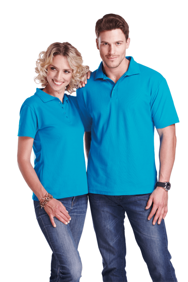 men and ladies golf shirt print