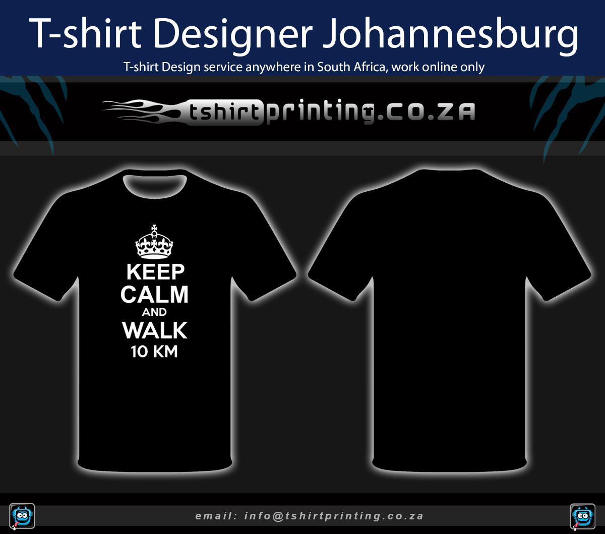T shirt design za - T Shirt Designer Johnnesburg