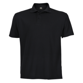 black golf shirts