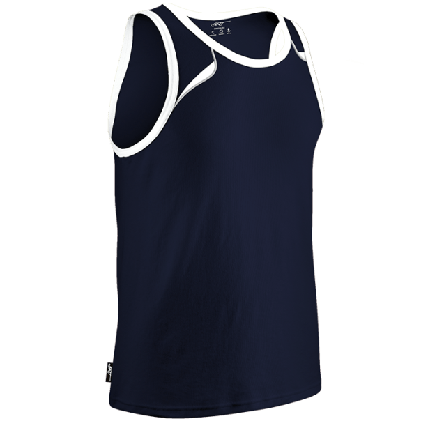 running vest for men navy