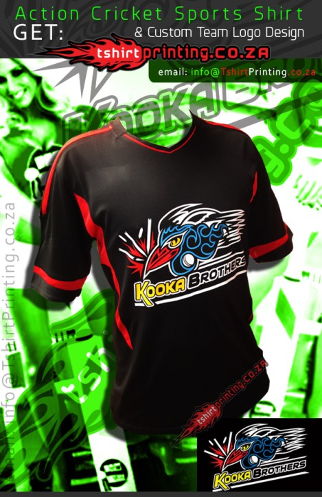 cool-action-cricket-team-logo-and-printed-shirts, kooka,kookabara,kookabrothers,cricket shirt,cricket shirt ideas