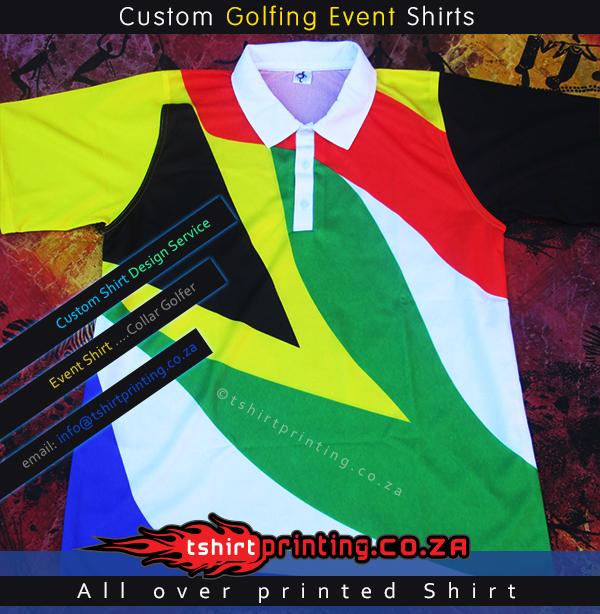 Cool Golf Logo Shirt Ideas