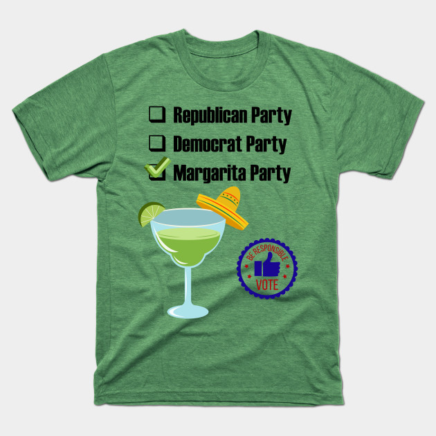 Vote Margarita Party
