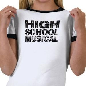 High School Musical tshirt
