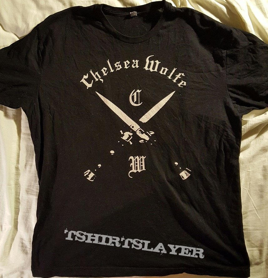 Chelsea Wolfe - Switchblade Tshirtslayer Tshirt And