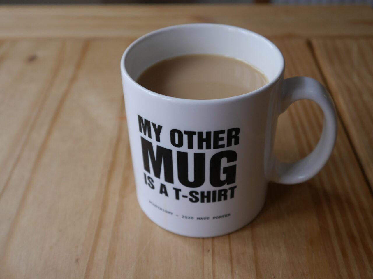 Custom Slogan Mug