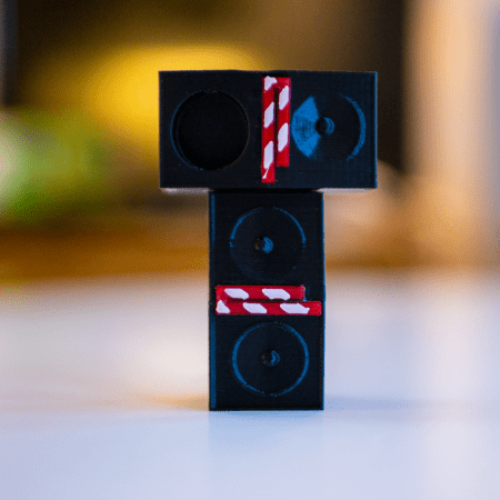 The KLF - Trancentral Speaker Stack USB Thumb Drive 16GB - USB2.0 and USB3.0 - 3D Printed to Order - Individual Serial Numbers