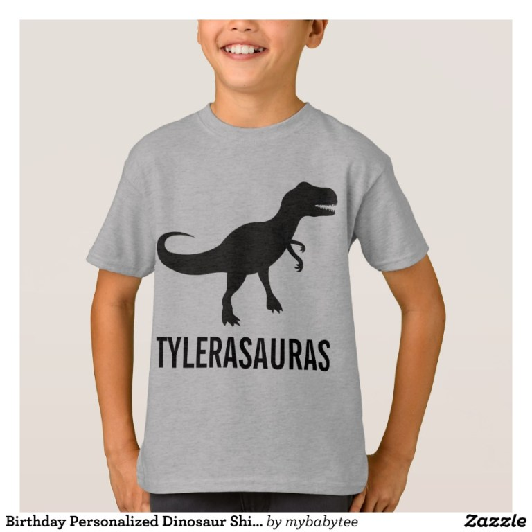 Cute and Funny Dinosaur Shirts and T-Shirts