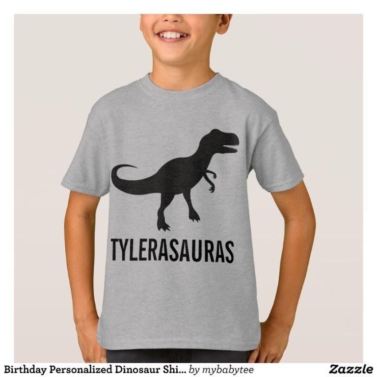 Cute and Funny Dinosaur Shirts and T-Shirts