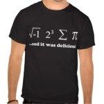 Pi Design Shirts