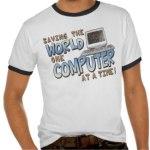 Computer Technician / Programmer Shirts