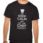 Chef Shirt and T-Shirts