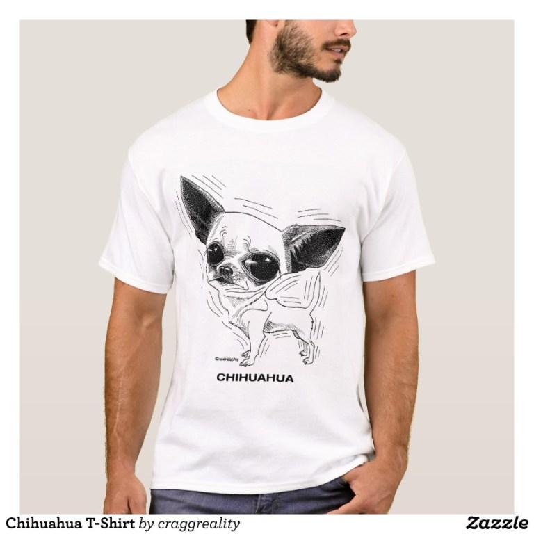 Chihuahua Shirts and T-Shirts