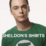 Shirts Sheldon Has Worn