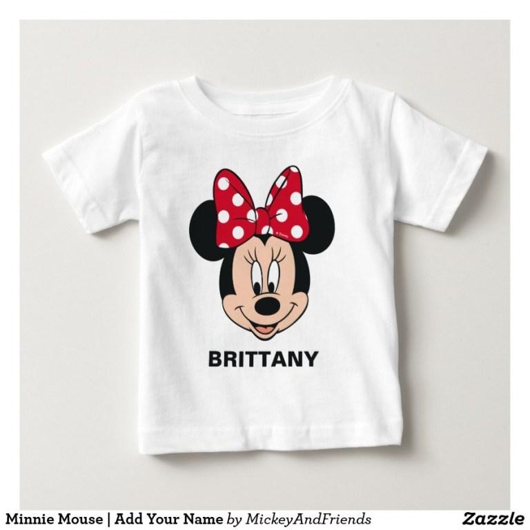 Novelty Disney T-Shirts