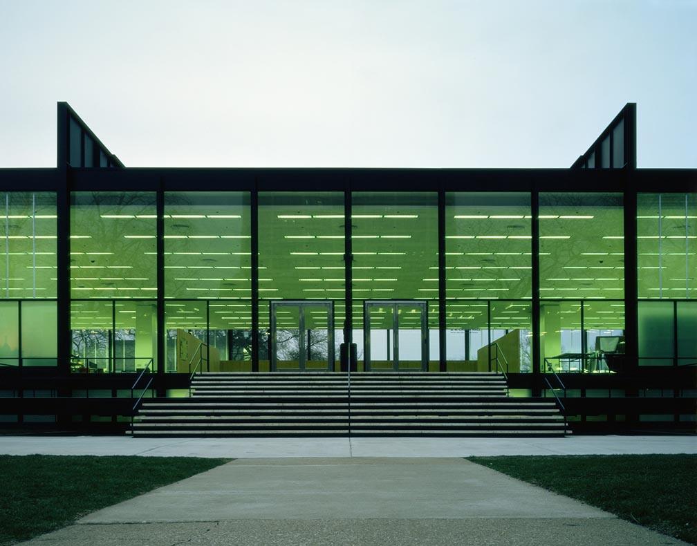 McCormick House Chicago Illinois 1952 Ludwig Mies van