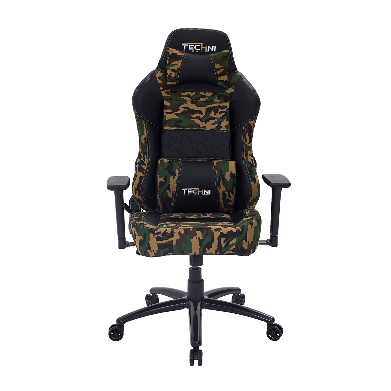 Video Chair Techni Sport Ts 60 Camouflage Racer Style Video Gaming Chair