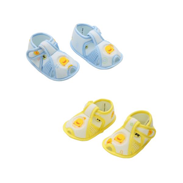 黃色小鴨 格狀學步鞋『121婦嬰用品館』   121婦嬰用品館 - Rakuten樂天市場
