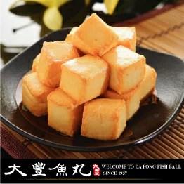 大豐魚丸  臺灣樂天市場:【大豐魚丸】火鍋料鍋物炸物專家 魚豆腐-300g