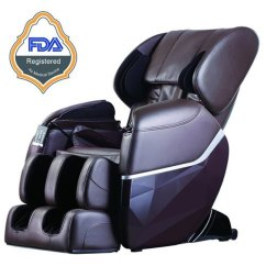 Massage Chair With Heat Leather Wingback Chairs South Africa Factory Direct Bestmassage Full Body Zero Gravity Shiatsu W Bm Ec77 Brown