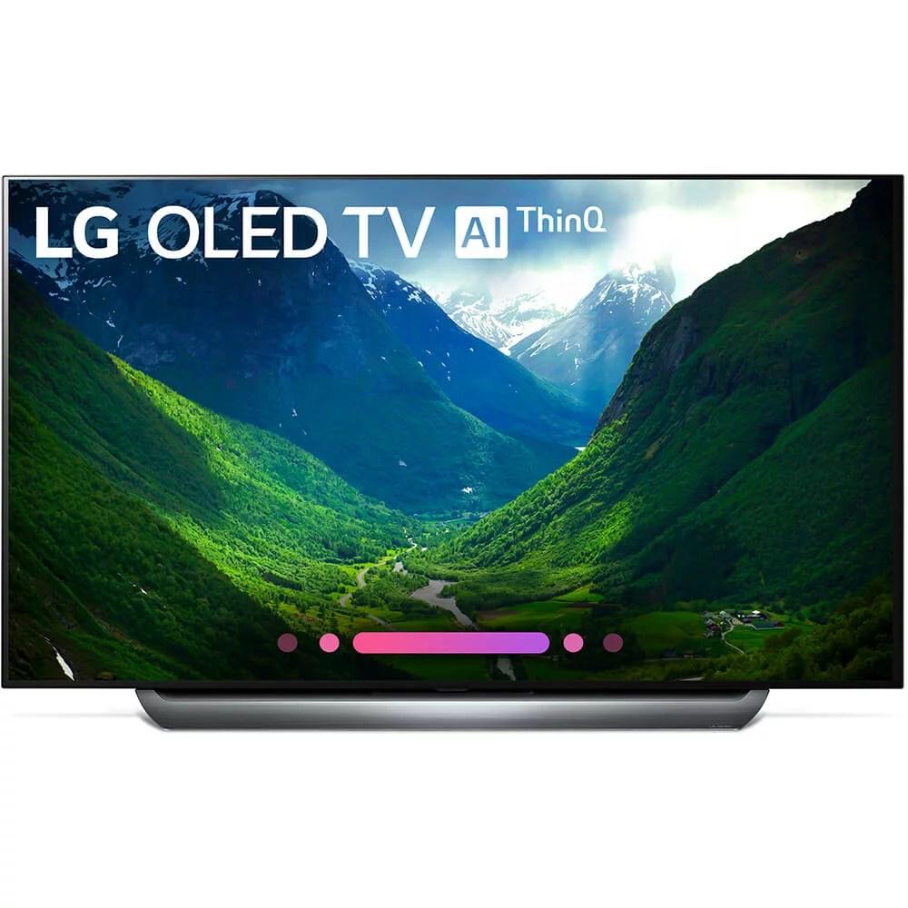 hight resolution of 65 inch 4k smart oled tv oled65c8pua