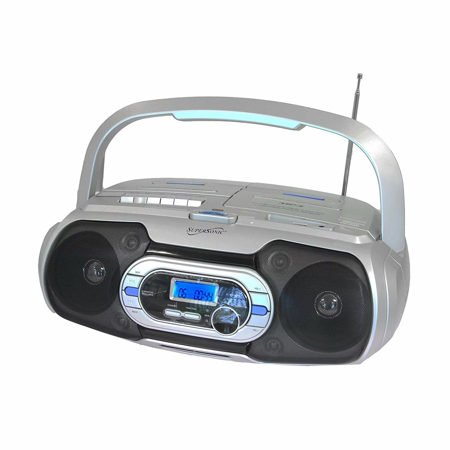 supersonic bluetooth compatible portable