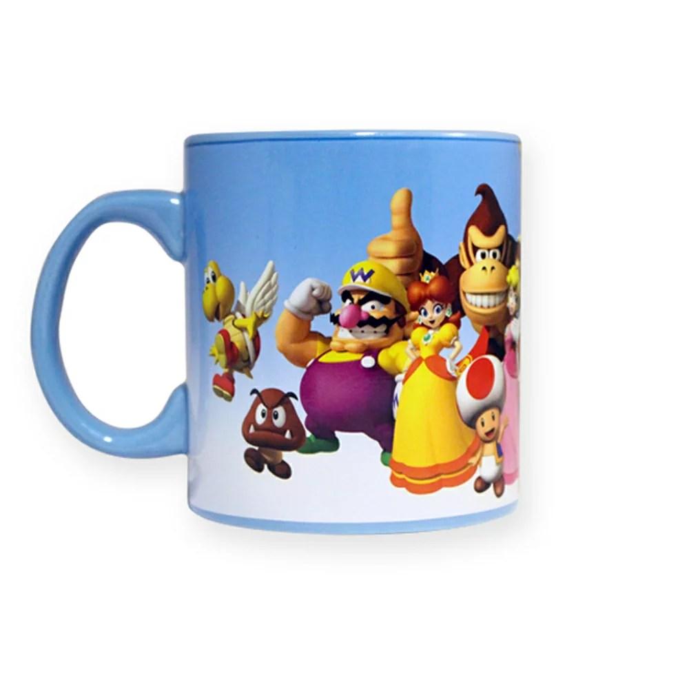 official super mario ceramic