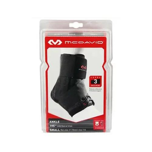 【McDavid】195 綁帶運動護踝(熱賣款)   Cool Sport Support 巴酷運動 - Rakuten樂天市場