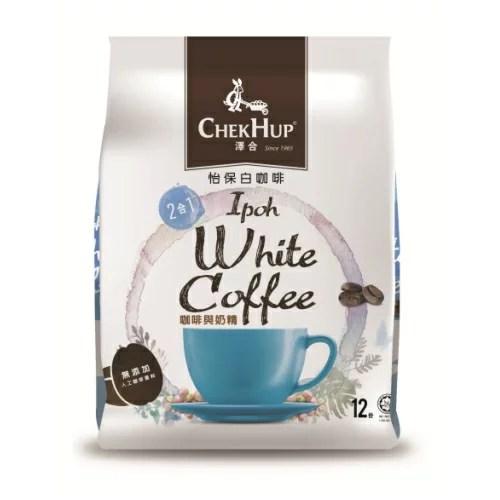 咖啡 澤合 怡保白 二合一 30g*12 的價格-EZprice 比價網