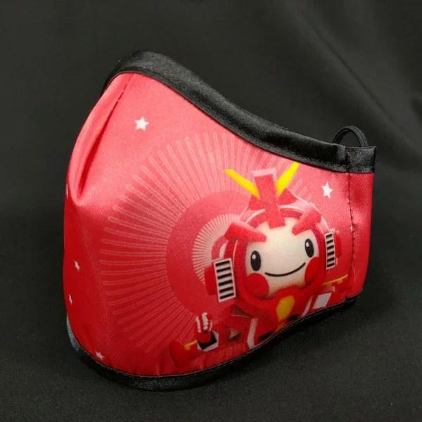 PYX 品業興 輕薄型口罩M/S - momo聯名限量版 (微笑momo)   KLEVER - Rakuten樂天市場