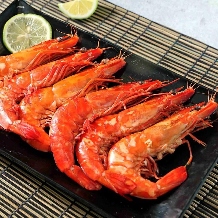 馬來西亞活凍草蝦 一品閣草蝦 430g/8p | 野生魚舖 - Rakuten樂天市場
