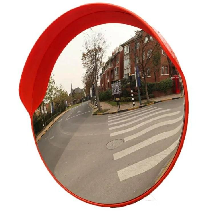 交通廣角凸面反光鏡路口道路廣角鏡凸球面鏡轉角彎鏡凹凸鏡防盜鏡 | 摩可美家 - Rakuten樂天市場