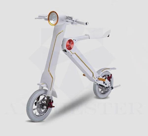 【免運】LEHE k2 智能摺疊電動車 『綠色輕環保』智能折疊、電動代步摩托車 | 捷斯特生活3C - Rakuten樂天市場