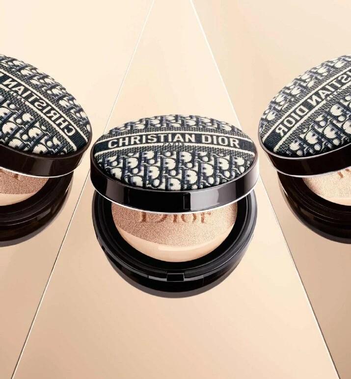 [預購]Dior迪奧超完美柔霧光氣墊粉餅-經典緹花版 SPF35 PA+++多色可選 【SP嚴選家】   Select Plus - Rakuten樂天市場
