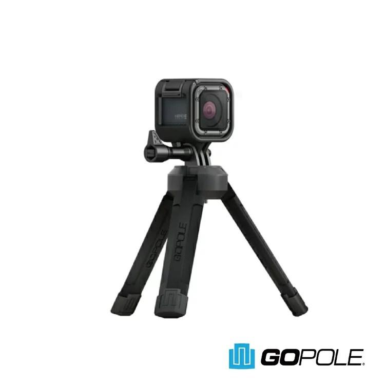 【超值推薦】GOPOLE GoPro 多功能 固定 腳架 #GPBAS-15