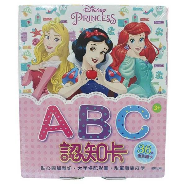 迪士尼公主 ABC認知卡 RD001C/一盒36張入{定160} 學習卡 教材教具圖卡 正版授權 | 旻泉精品批發網 - Rakuten樂天市場