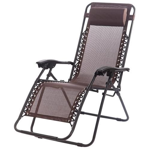 zero gravity outdoor chairs fake chair rail factory direct set of 2 patio brown 1