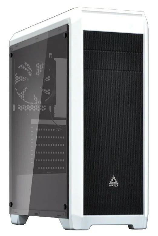 【現貨/黑色】MONTECH 守護神 USB3.0 電腦機殼 電競機殼 電腦主機殼 (黑/白)【迪特軍】 | 迪特軍3C - Rakuten樂天市場