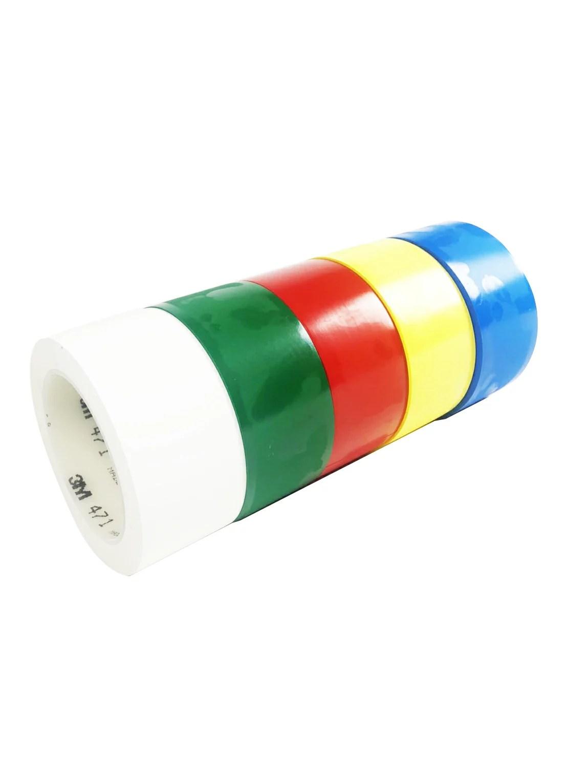3M 471膠帶 無塵室膠帶 地板膠帶 PVC膠帶 絕緣膠帶 聚氯乙烯膠帶   生活Q小舖 - Rakuten樂天市場