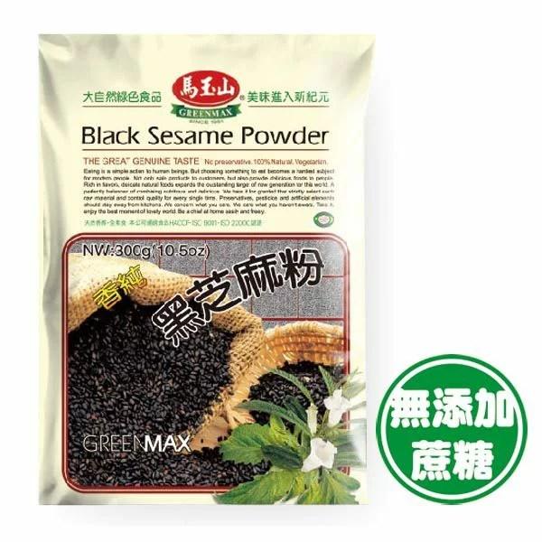 【馬玉山】黑芝麻粉300g(無添加蔗糖) 全館滿499免運   馬玉山購物網 - Rakuten樂天市場
