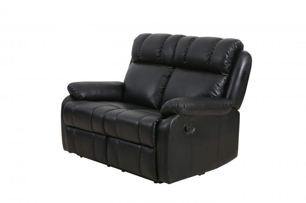 double recliner chairs chair covers weddingbee factory direct classic reclining loveseat leather living room furniture sofa 0