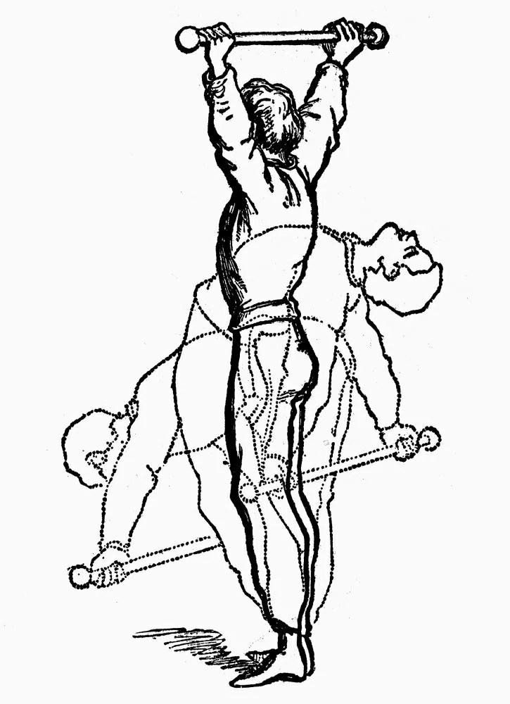 Posterazzi: Exercise 19Th Century Nillustration From A Mid