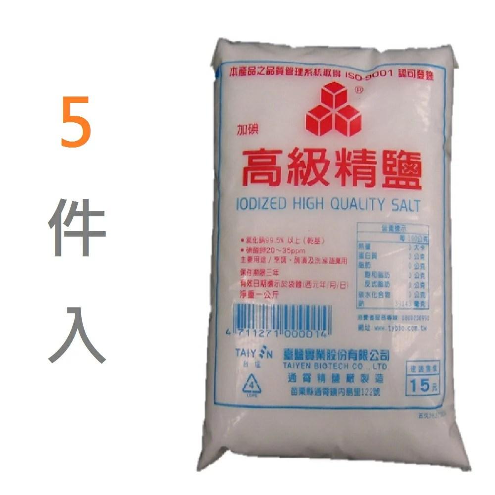 臺鹽 精鹽 的價格 - 比價撿便宜