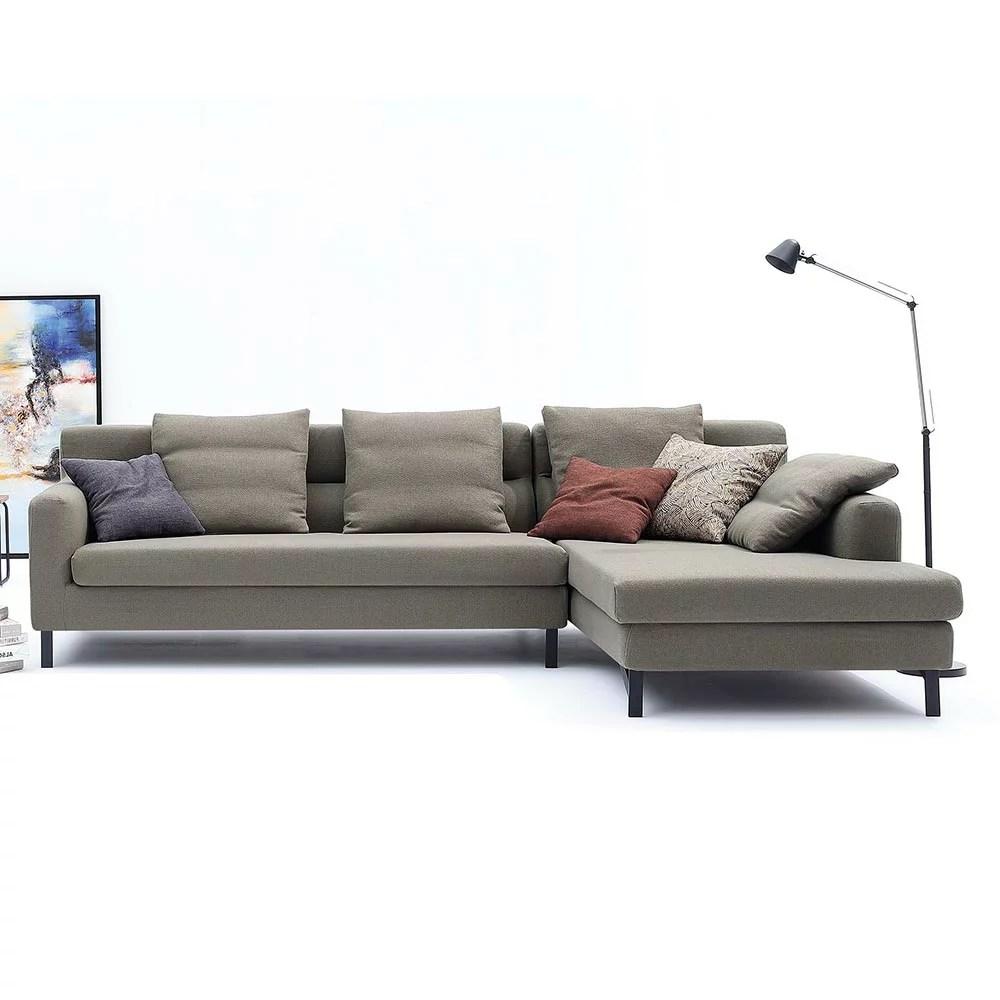 【送禮推薦】 川崎L型布沙發(面右) / H&D哪裡買