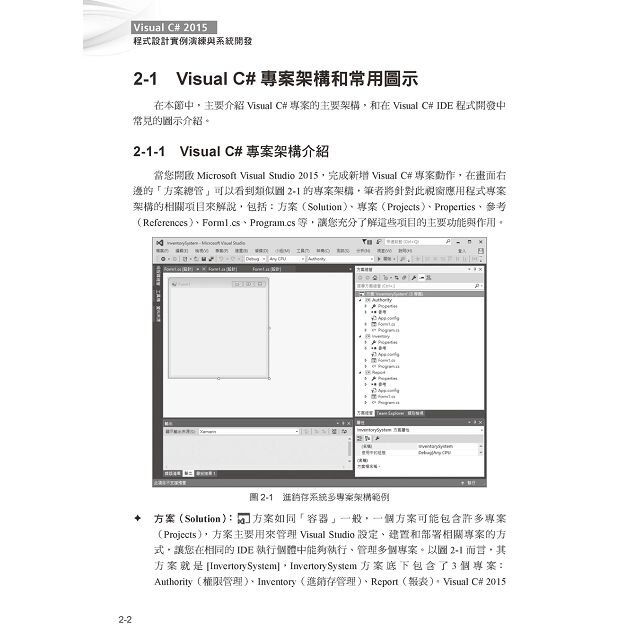Visual C#2015 程式設計實例演練與系統開發(適用2015/2013,附範例程式光碟   樂天書城 - Rakuten樂天市場