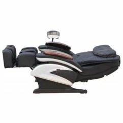 Recliner Massage Chair Swivel Under 30 Factory Direct Electric Full Body Shiatsu W Heat And Stretched Foot Rest Black