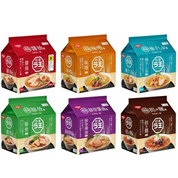 【豆嫂】日本泡麵 日清麵王泡麵(5包/袋)   豆嫂的零食雜貨店 - Rakuten樂天市場